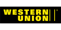 Pay with cash through Western Union